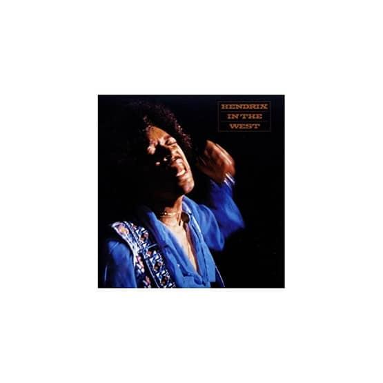 Jimi Hendrix - Hendrix In The West-2LP