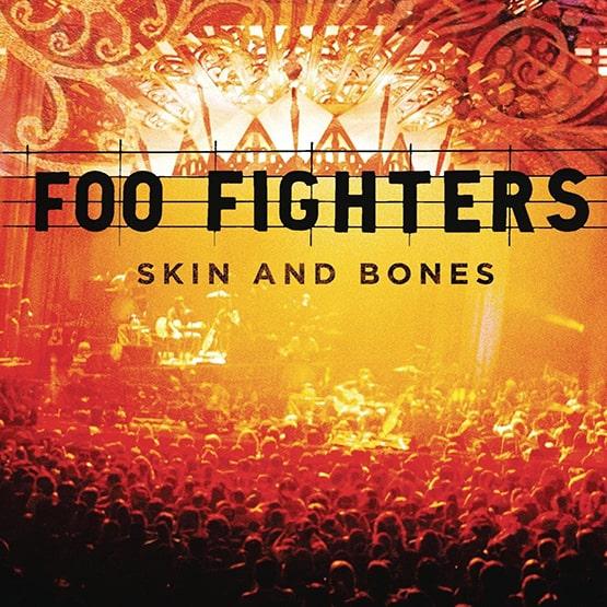 Foo Fighters - Skin And Bones 2LP