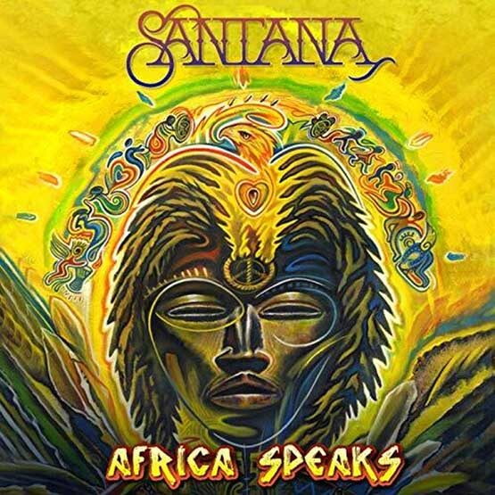 Santana - Africa Speaks 2LP