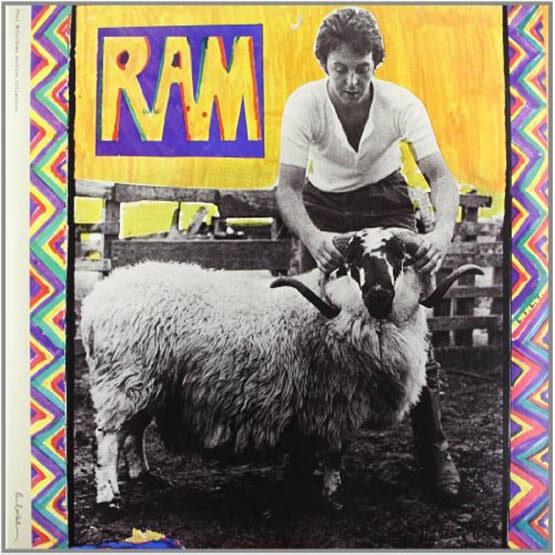 Paul Mccartney - Ram 2LP