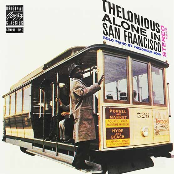 Thelonious Monk - Alone In San