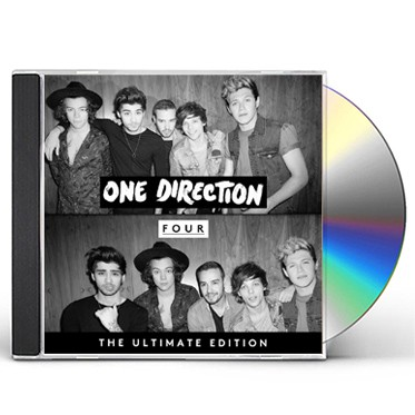 One Direction - Four-Deluxe Edition CD