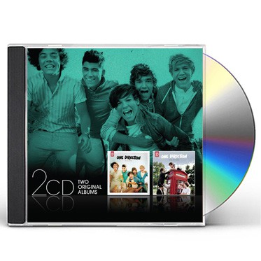 One Direction - Up All Night - Take Me Home 2CD