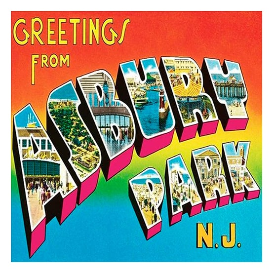Bruce Springsteen - Greeting From Asbury Park N.J