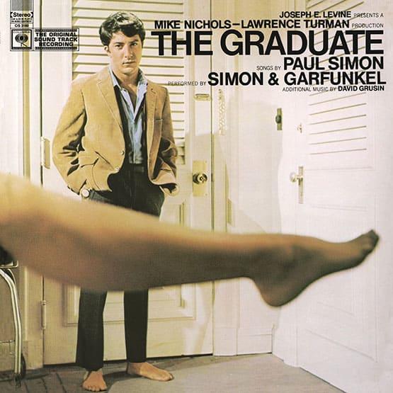 Simon And Garfunkel - The Graduate