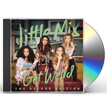 Little Mix - Get Weird-Deluxe CD