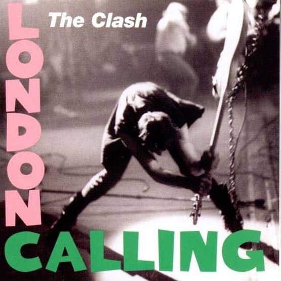The Clash- London Calling-2LP