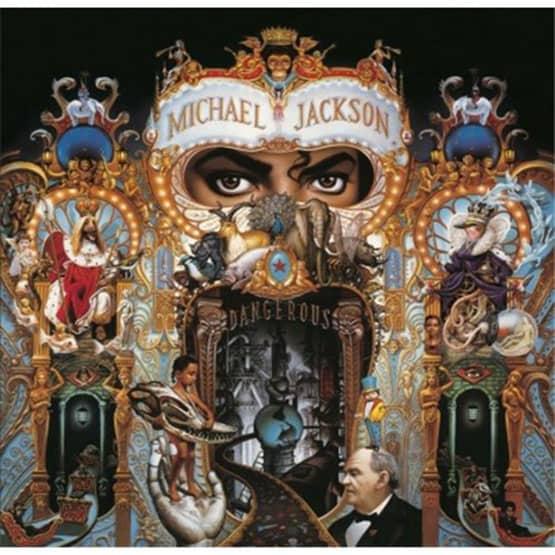 Michael Jackson - Dangerous-2LP