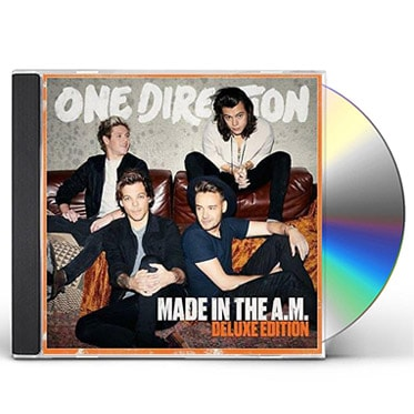 One Direction - Made In The A.M. -Deluxe Edition CD