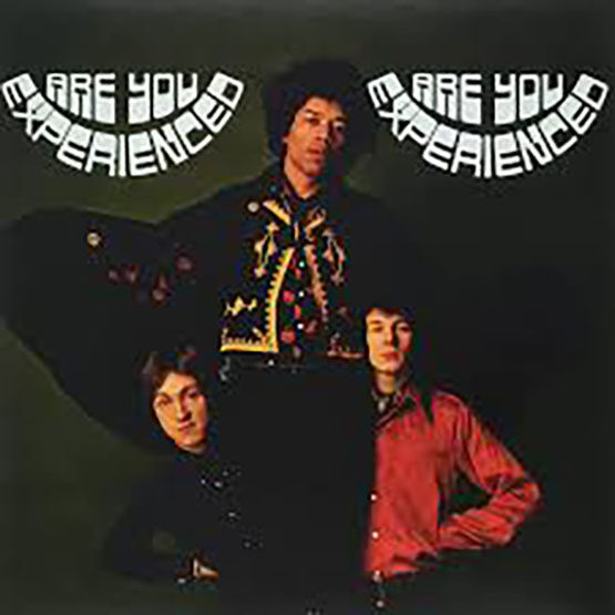 Jimi Hendrix Experience - Are You Experienced-2LP
