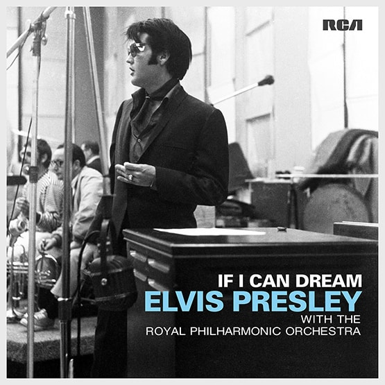 Elvis Presley - If I Can Dream: Elvis Presley With The Royal Phil. Orchestra-2LP