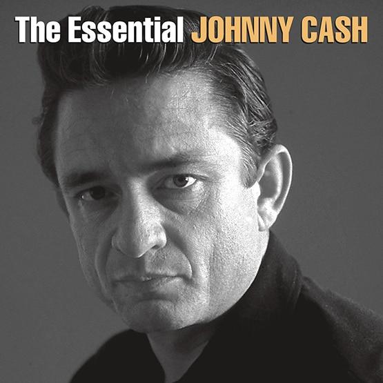Johnny Cash - The Essential Johnny Cash -2Lp'S