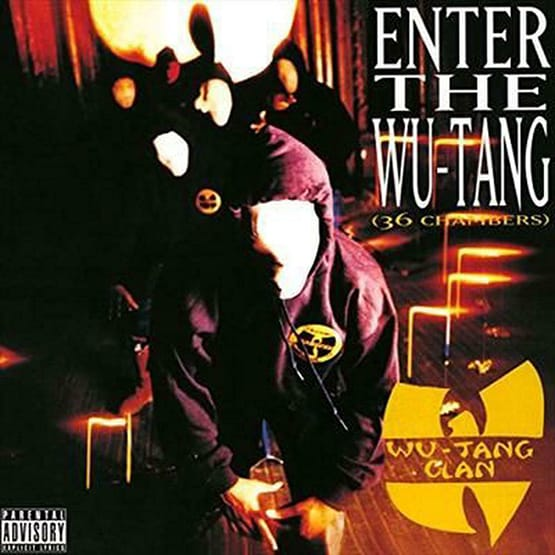 Wu Tang Clan - Enter The Wu-Tang Clan (36 Chambers)