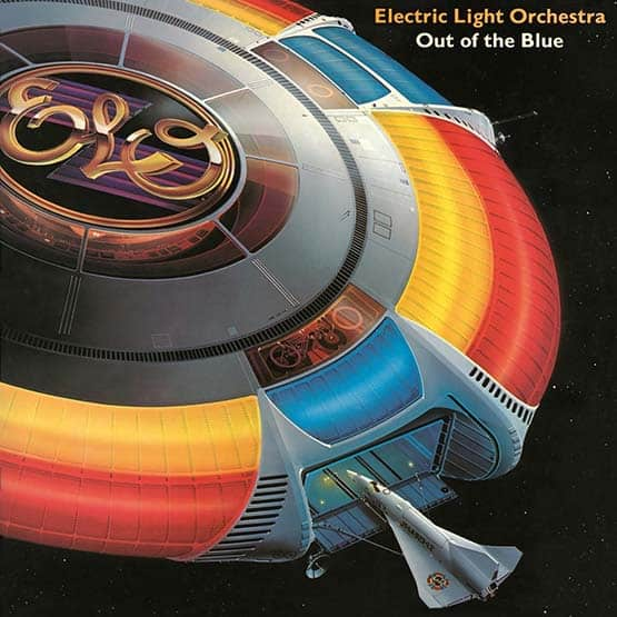 Elo - Out Of The Blue-2LP