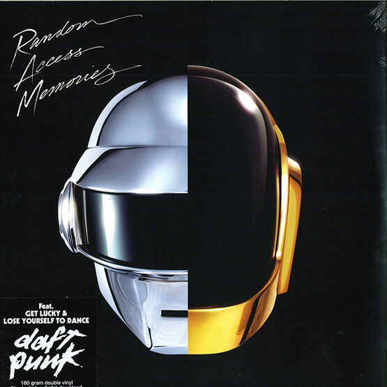 Daft Punk - Random Access Memories-2LP