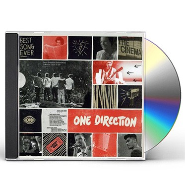 One Direction - Best Song Ever (Cd Single) CD