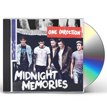 One Direction - Midnight Memories CD