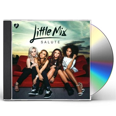 Little Mix - Salute-Deluxe CD