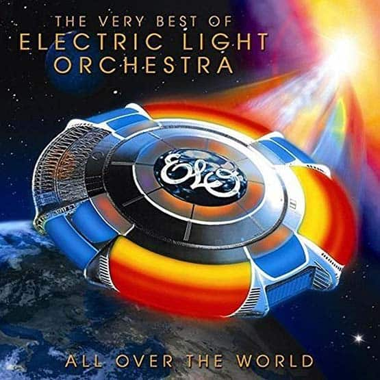 Elo - All Over The World: The Very Best Of E.L.O -2LP