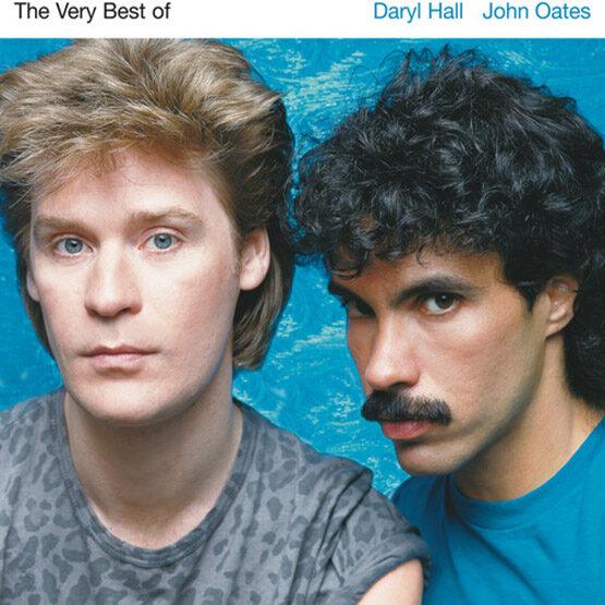 Hall Daryl/Oates John - The Very Best Of Daryl Hall John Oates 2LP