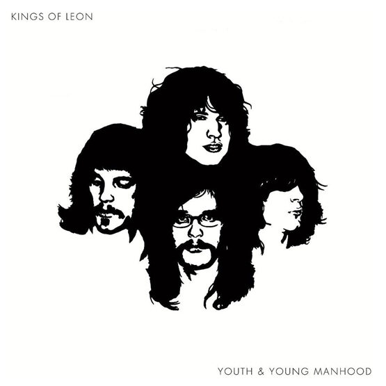 Kings Of Leon - Youth And Young Manhood 2LP