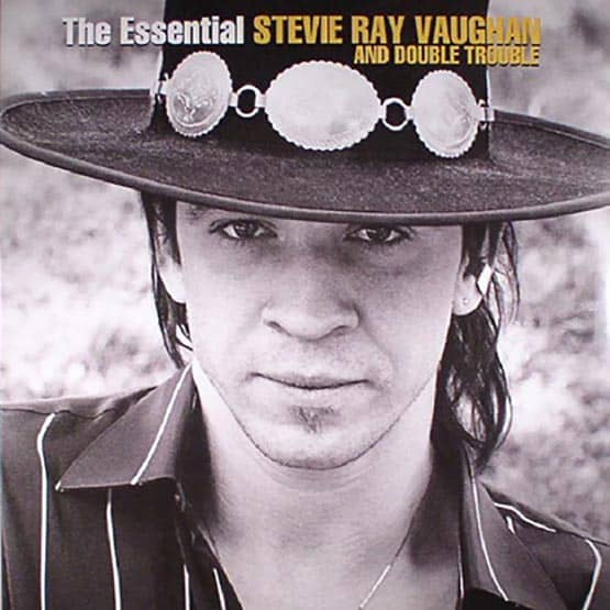 Vaughan Stevie Ray - The Essential Stevie Ray Vaughan & Double 2LP