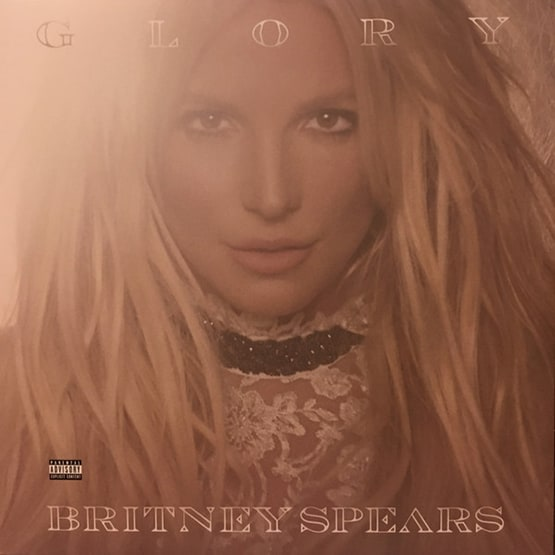 Spears Britney - Glory (Deluxe Version) - 2LP