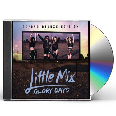 Little Mix - Glory Days - Deluxe Edition CD+DVD
