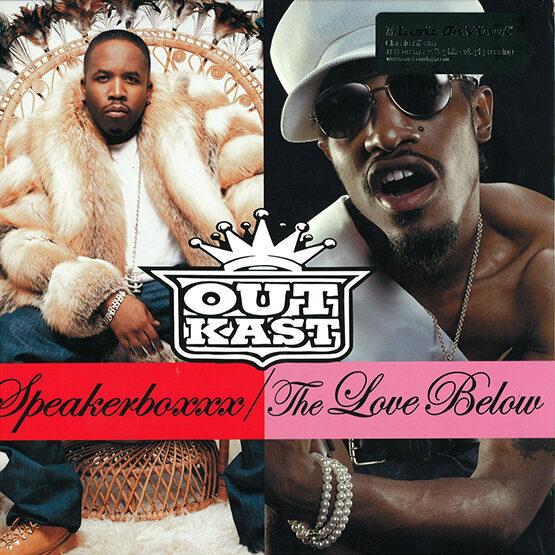 Outkast - Speakerboxxx/ Love 4LP