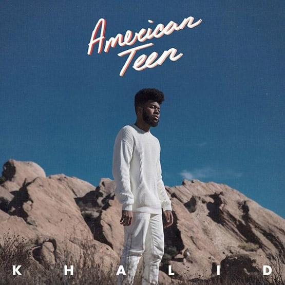 Khalid - American Teen 2LP