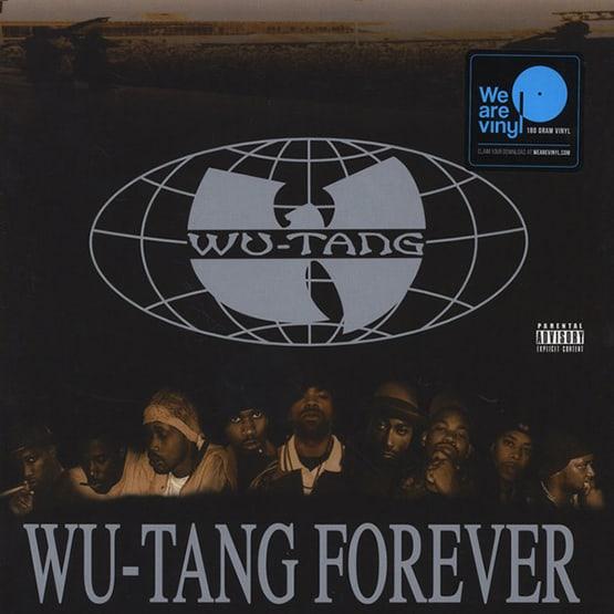 Wu Tang Clan - Wu Tang Forever-4LP