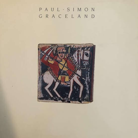 Paul Simonl - Graceland