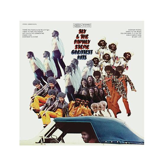 Sly & The Family Stone - Greatest Hits-1970