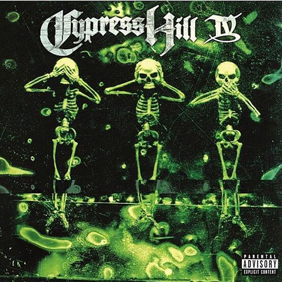 Cypress Hill - Iv-2LP