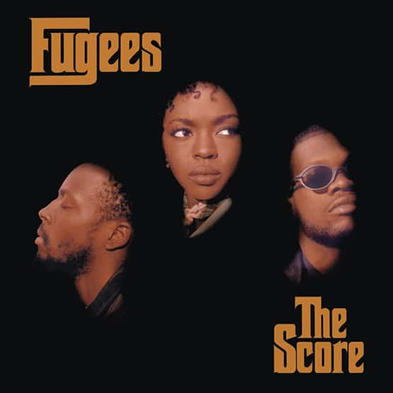 Fugees - The Score-2LP