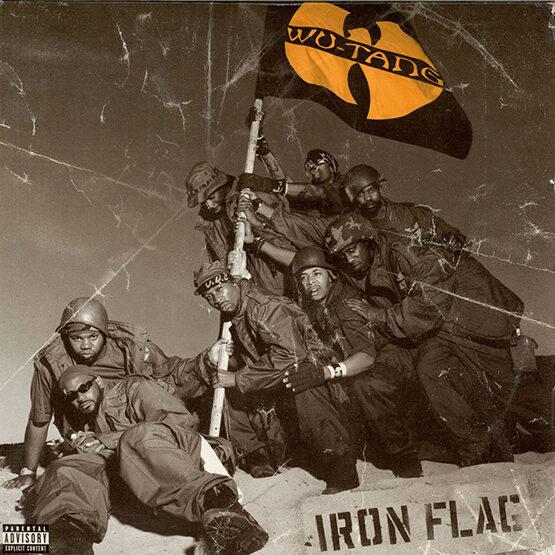 Wu Tang Clan - Iron Flag - 2LP