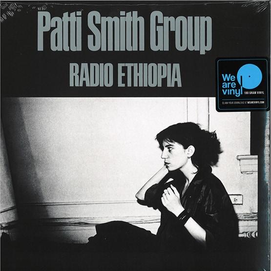 Patti Smith- Radio Ethiopia