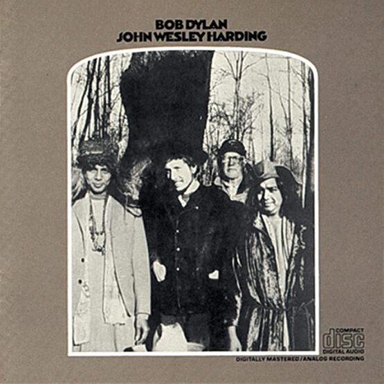 Bob Dylan - John Wesley Harding -2010 Mono Version