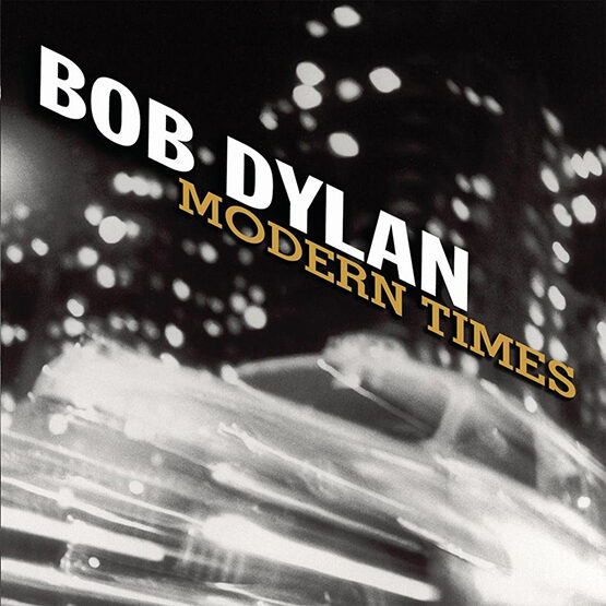 Bob Dylan - Modern Times-2LP