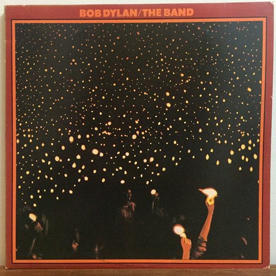 Bob Dylan - Before The Flood-2LP