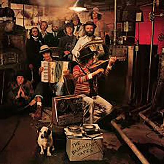 Bob Dylan - The Basement Tapes-2LP