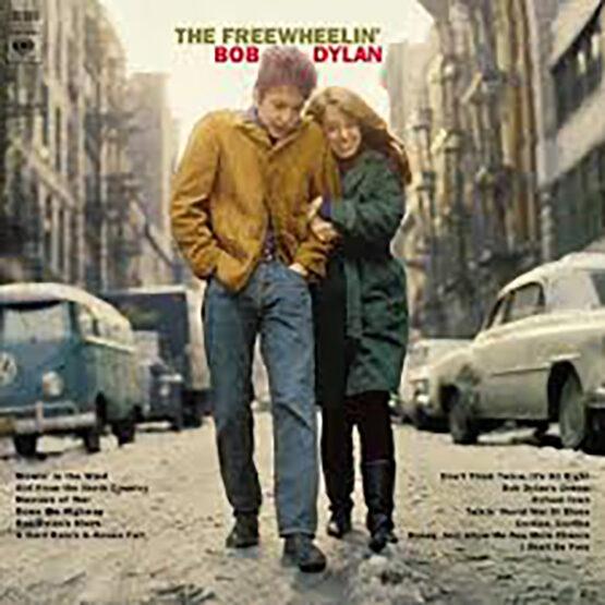 Bob Dylan - Freewheelin Bob Dylan