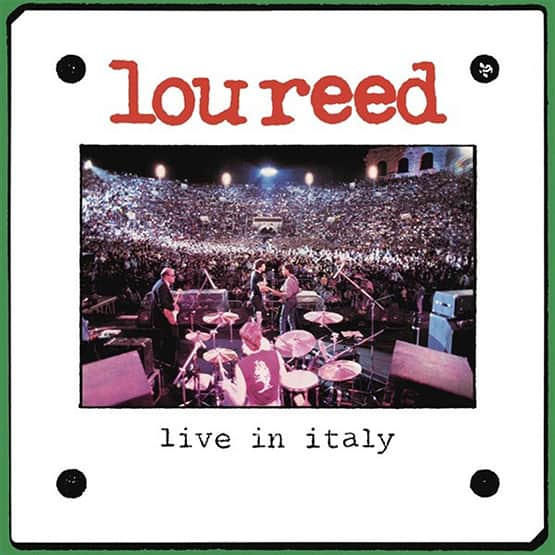 Lou Reed - Live In Italy -2LP