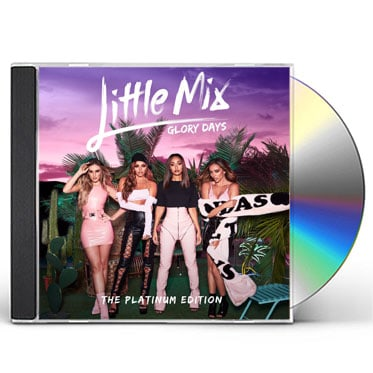 Little Mix - Glory Days-The Platinum Edition CD+DVD