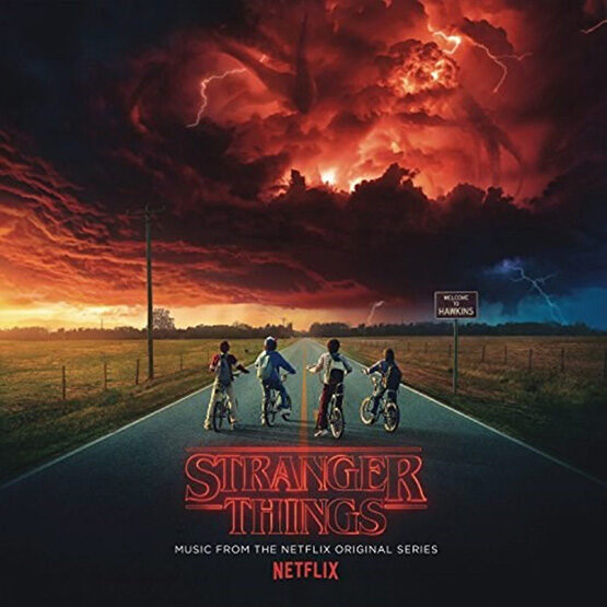 O.S.T - Stranger Things: Music From The Netflix Original Series 2LP