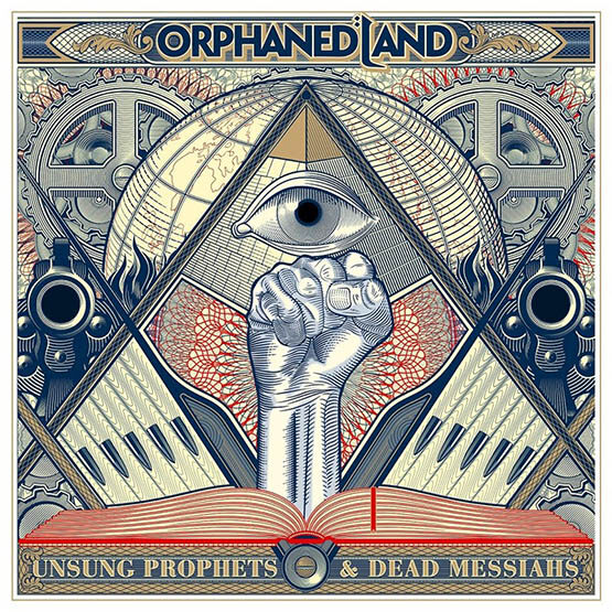 Orphaned Land - Unsung Prophets And Dead Messiahs 2LP+CD