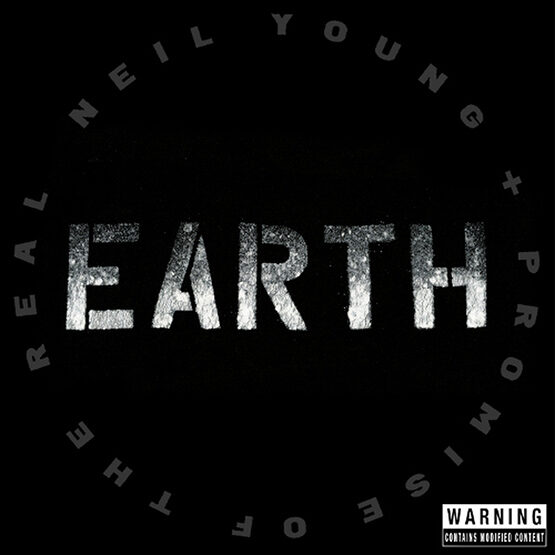 Neil Young - Earth 3LP