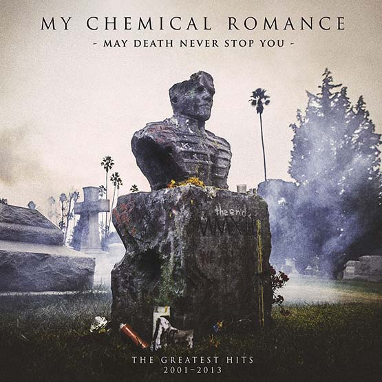 My Chemical Romance - May Death Never Stop You Cassette 2LP